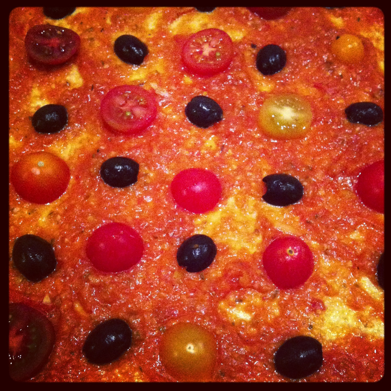 Pizzadej