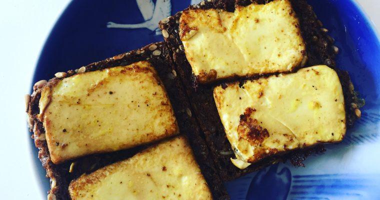 Tofu-spejlæg